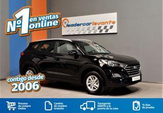 Hyundai Tucson 1.6 GDi 132cv BE 4x2 Essence