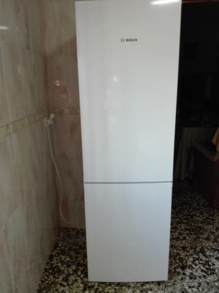 frigorífico combi bosh 186 cm, 324 L