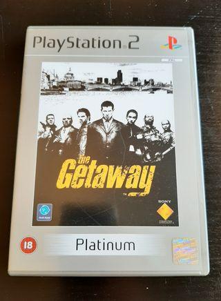 The Getaway PS2