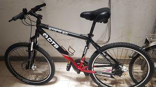 Bici de montaña DTB