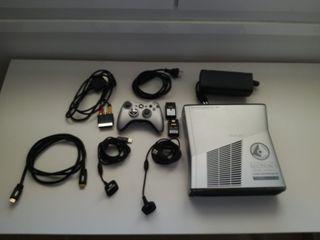 Consola X-Box 360 edición Limitada Halo Reach