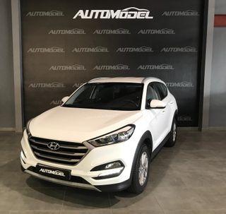 Hyundai Tucson 1.7CRDi BlueDrive Kosmo