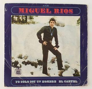 MIGUEL RIOS Yo solo soy un hombre Disco Vinilo