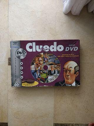 cluedo DVD juego de mesa