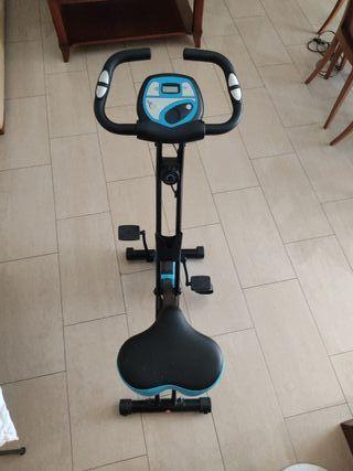 Bicicleta estática plegable FITFIU