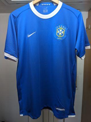 Camiseta Selección de Brasil 2006/07