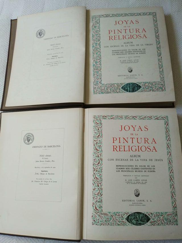 JOYAS DE LA PINTURA RELIGIOSA