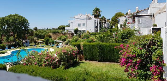 Impresionantes vistas en el paraíso (Gualdalmansa, Málaga)