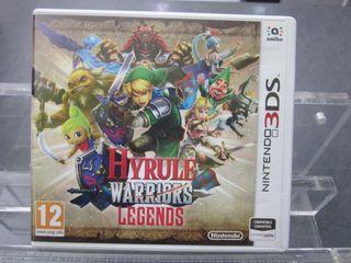 Juego NINTENDO 3DS HYRULE Warriors legends
