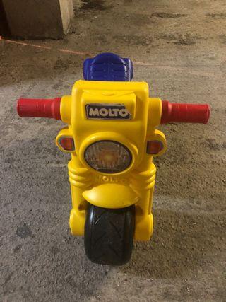 Moto correpasillos OFERTA SOLO HOY