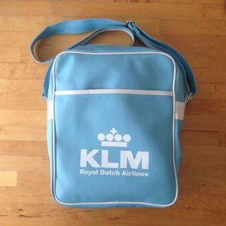Bolso KLM unisex para llevar al hombro o de bandol