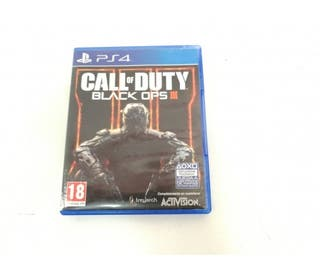 PS4 VIDEOJUEGO CALL OF DUTY: BLACK OPS III