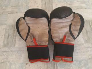 guantes de boxeo Decathlon.