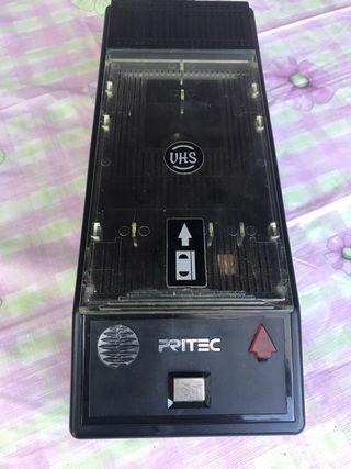 Rebobinador cintas VHS, PRITEC P405V