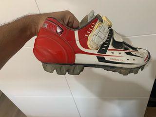 Zapatillas mtb Luck carbon sole