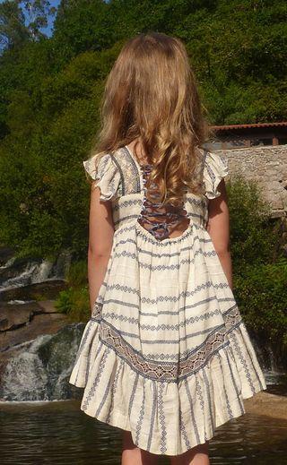 vestido kauli city talla 4