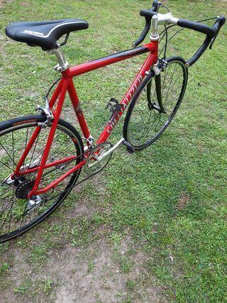 specialized aluminio bicicleta carretera