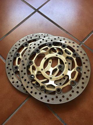 Discos de freno CBR600RR