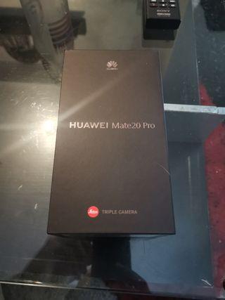 Huawei mate 20 pro como nuevo