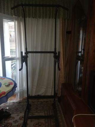 maquina de ejercicios 5 en 1