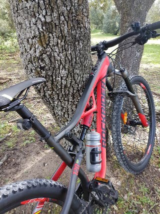 Bicicleta doble Rockrider XC100 S 29