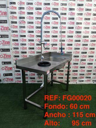 REF: FG00020 Fregadero con grifo