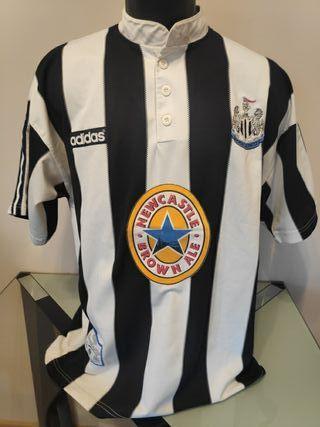 Camiseta fútbol Newcastle Adidas