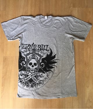 Camiseta Ernie-Ball Talla M Music Man