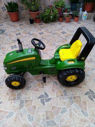 tractor pedales niño