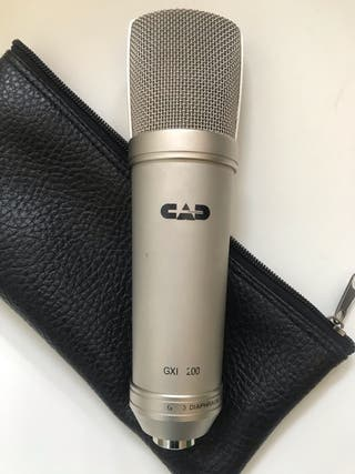 Micrófono condensador CAD GXL2200