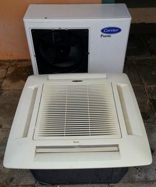 2 aparatos de aire acondicionado