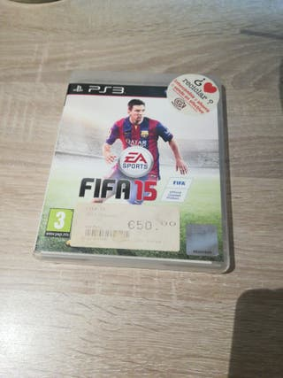 Fifa 15 PS3, Play Station 3