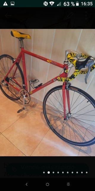 de aluminio bicicleta carretera