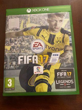 Fifa 17(videojuego)