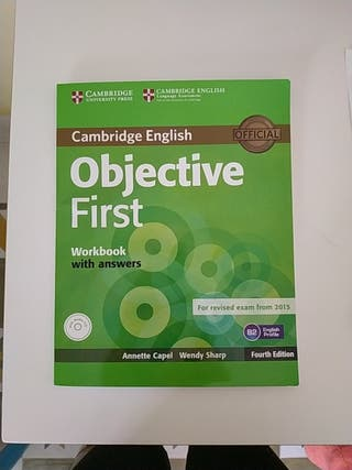 Objetive First Workbook With Answers