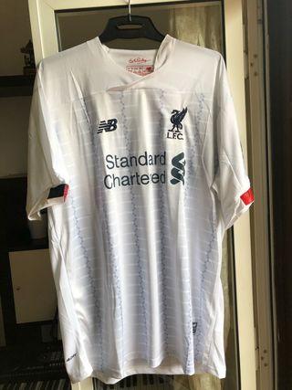 Camiseta Liverpool 2019/2020