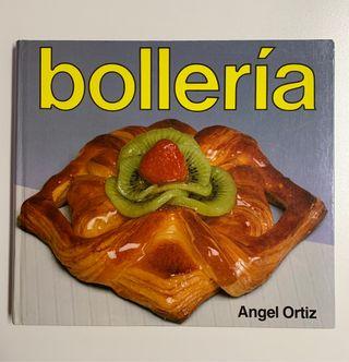 Libro Bollería Ángel Ortiz