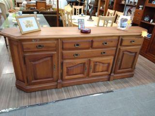 precioso mobiliario madera de pino macizo
