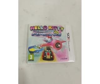 Hello Kitty 3Ds Racing