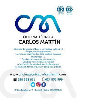 Oficina Técnica Carlos Martín