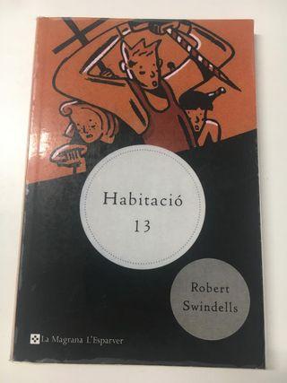 Libro de Lectura primaria Habitació 13
