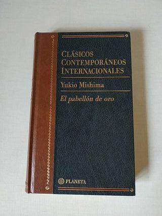Libro Yukio Mishima 'El Pabellón de Oro' Planeta