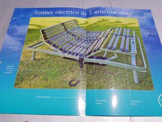 Somier Electrico 5 Articulaciones - NUEVO