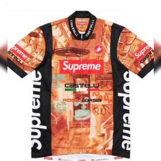 Supreme Castelli cycling jersey
