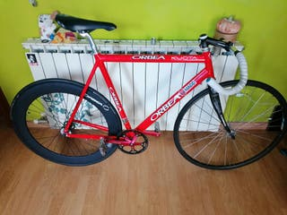bicicleta Pinon fijo de aluminio