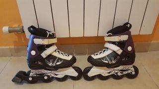 patines línea n. 36
