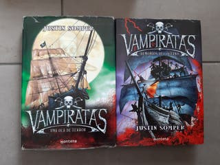 libros Vampiratas