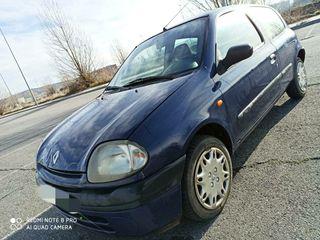 Renault Clio 1.9dti diesel