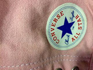 Bolso Bandolera Converse AllStar Rosa