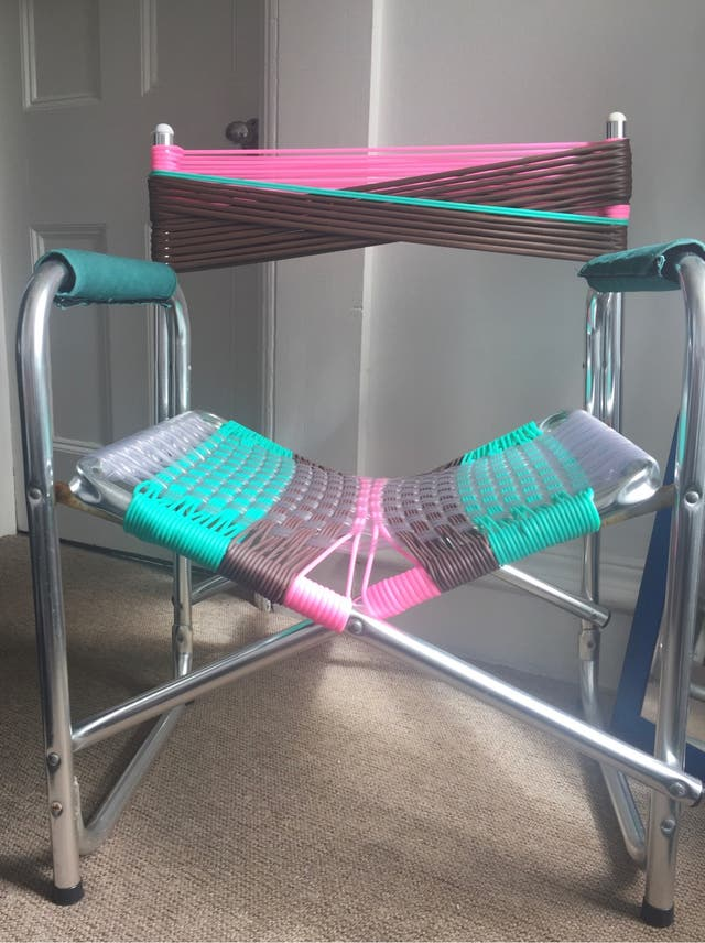 Handmade chair